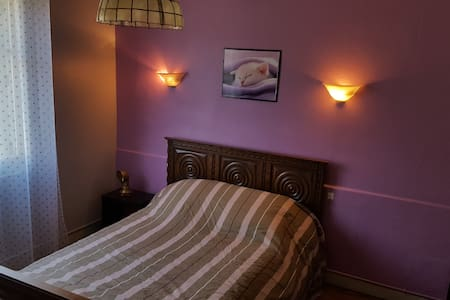 chambre privée dans maison - Saint-Brieuc - Hus