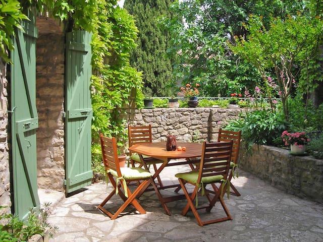 Au cœur de la cité médiévale - Vaison-la-Romaine - Casa