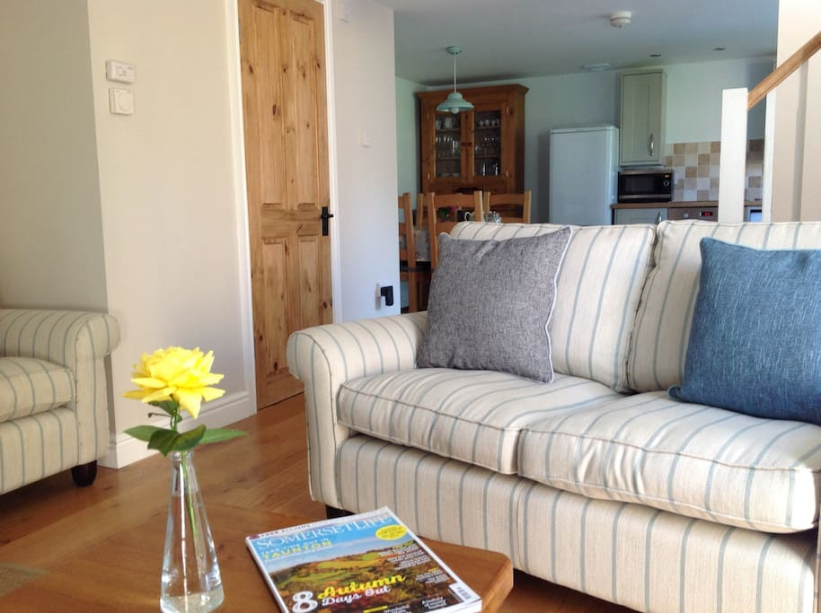 Relax in beautiful Rose Cottage