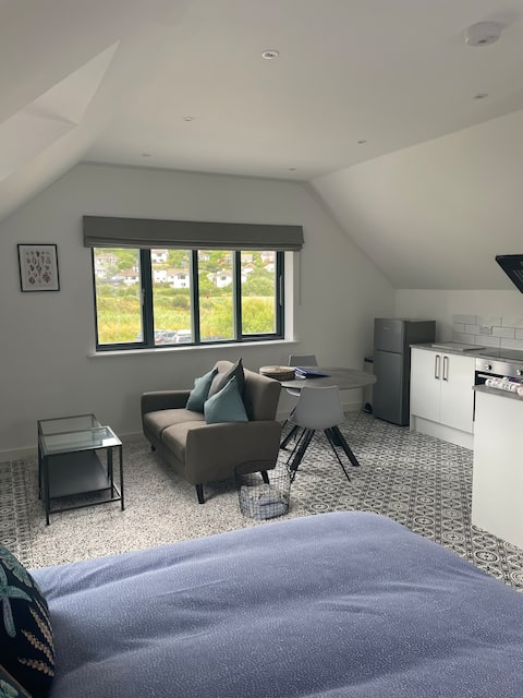 New Self Contained Studio Annexe in Seaton Valley