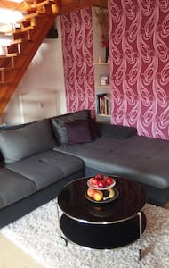 Stylish garret apartment near city centre - Pilsen