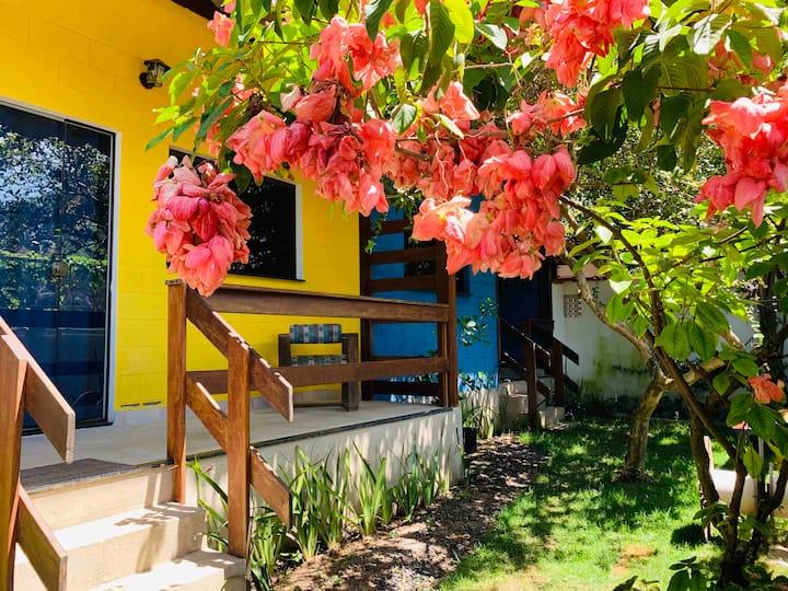 Casa Tatu do Bem: Mar + Flats | Flat Aroeira