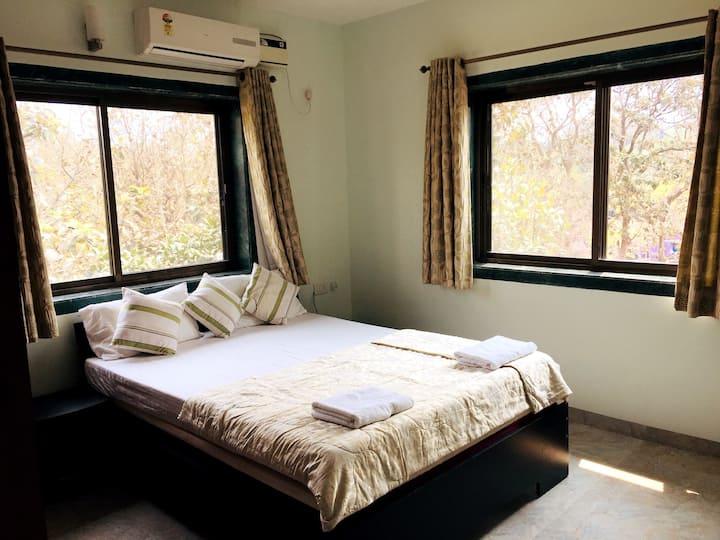 2BHK AC Apartment Near Palolem Beach -South Goa