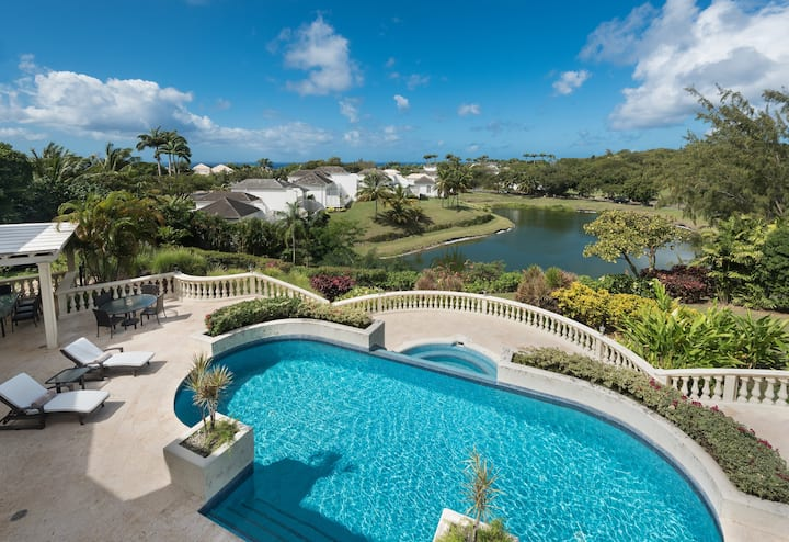 Royal Westmoreland- The Lake House, Three Bedroom