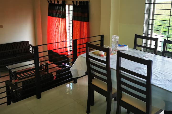 Private guest house with 2 bedrooms