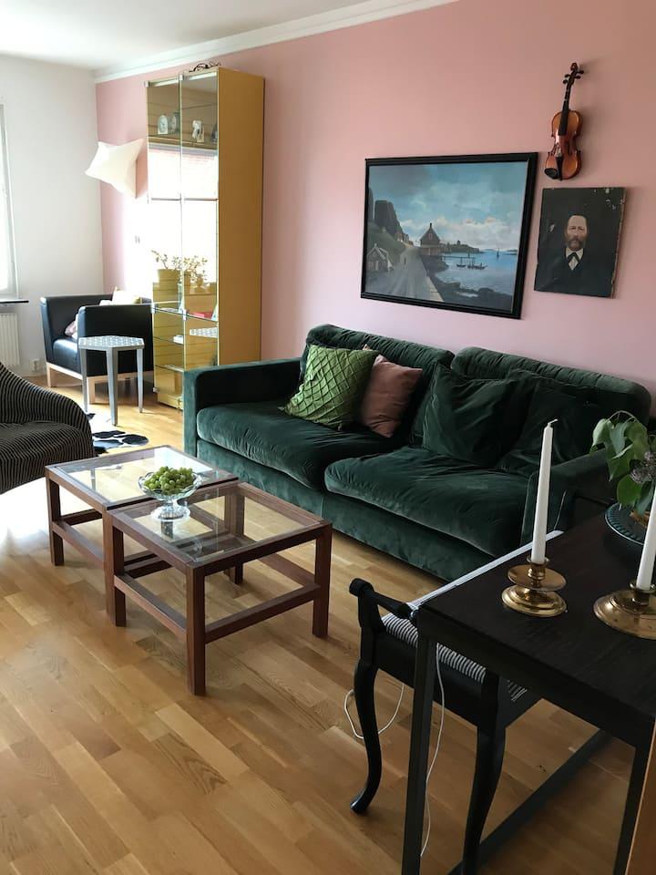 Lottas apartment 5 beds