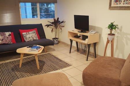 Cozy Apartment in Centric Area - Narvarte - Ciudad de México - Apartment