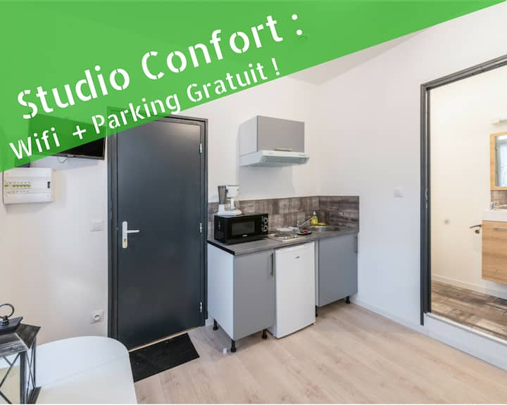 Studio 1 Confort Pratique