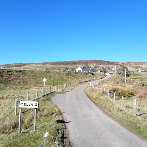 Seacroft, seaviews, tranquil, Scottish Highlands