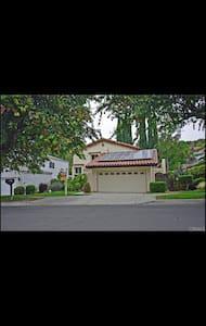 独立house,雅房出租,家庭成员简单!独立庭院。是您出门在外温馨的家 - Chino Hills