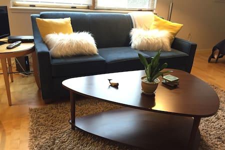 Modern Condo - Perfect location - Portland - Osakehuoneisto