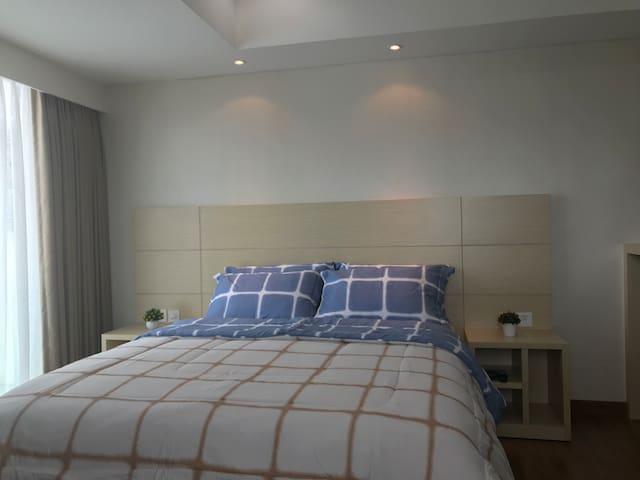 The Satu Stay Apt La Grande - Blandongan Room