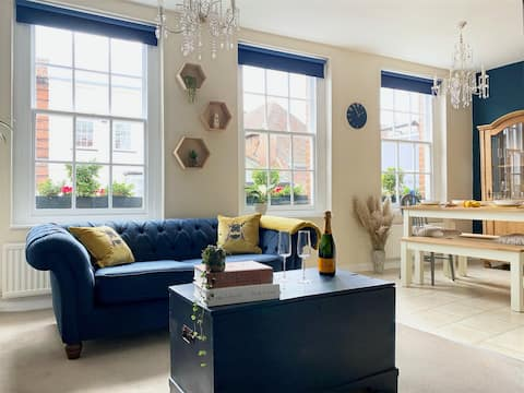 A retreat in the heart of Marlow