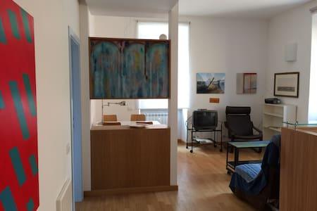 Luminoso moderno LungoTevere - Rom - Wohnung