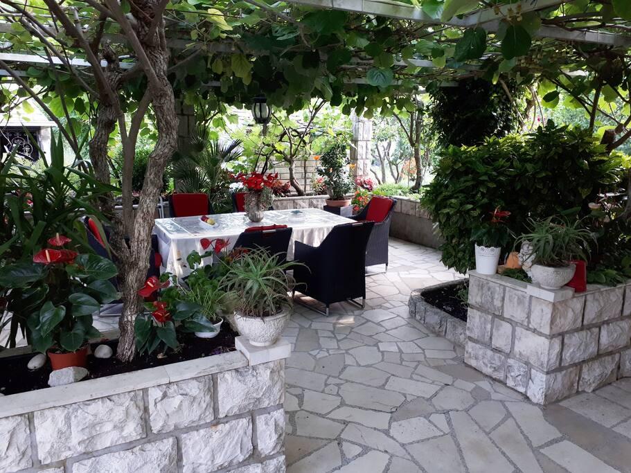 Vrt-Mjesto za boravak