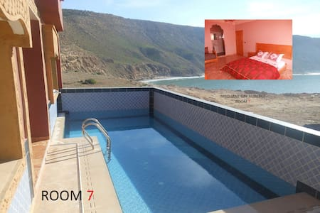 Imsouane Bay Auberge Room 7 - Imsouane - Villa