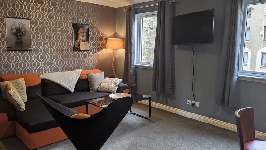 Cozy 1 bed in Heart of Leith