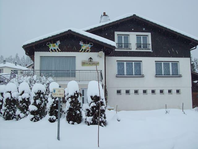 Appartement Vacances - Vaux-et-Chantegrue - Apartament
