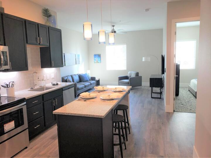 Spacious, Furnished One-Bedroom   FP209