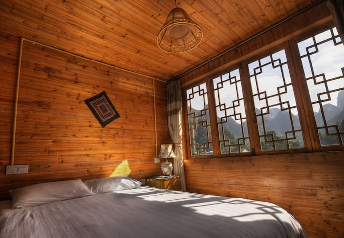 Superior double room in Xingping - Guilin - Outro