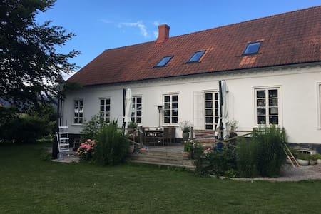Farmhouse in the countryside close to Malmö City - Trelleborg V