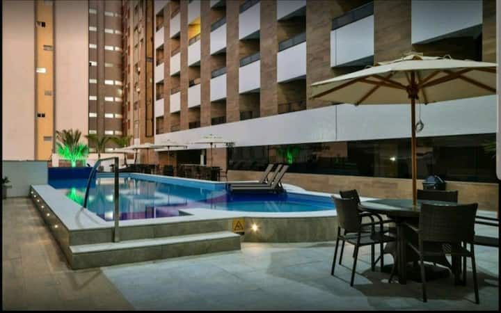 Gold Flat 50mts com vista pro Mar Cabo Branco