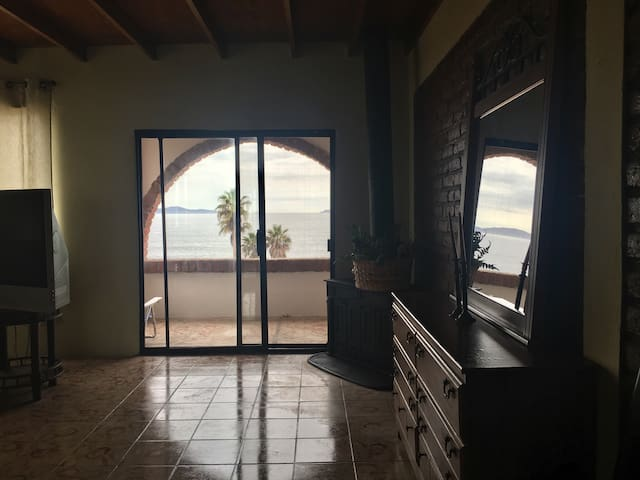 Beach House + Private beach - Punta Bandera - Dom