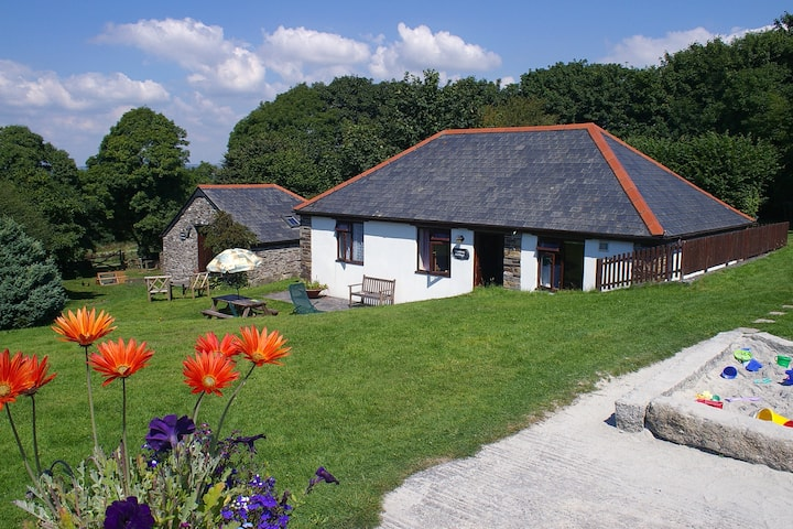 Mowhay Cottage - Wringworthy Cottages, Looe