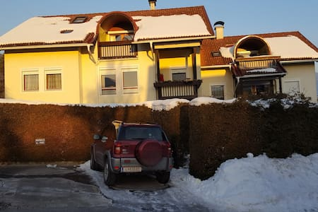 Cosy bedroom near Alpine ski areas - Telfs - Apartment - 2