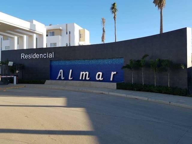 Hermoso departamento, vista al mar, Mazatlán, Sin.