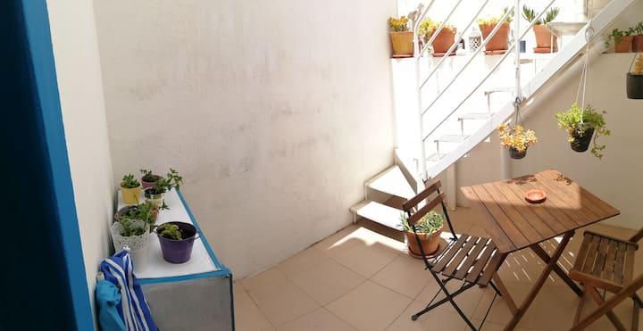 Casinha das Flores, Espiche, Luz, Lagos.