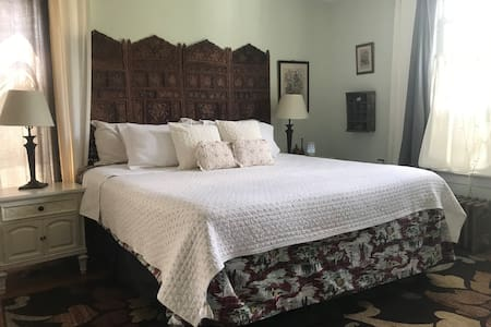 Huge Bedroom Near Main Street & Gap Trail