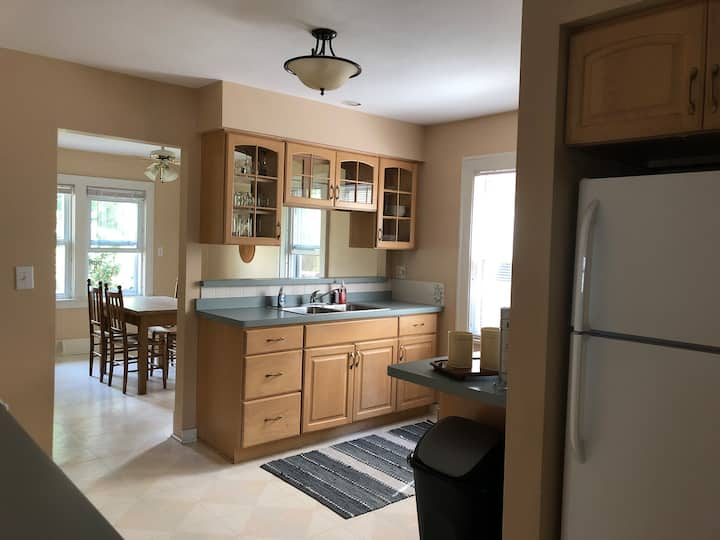 Charming home close to downtown Appleton