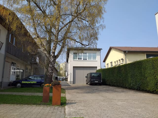 Studio Nähe Frankfurt/Eschborn, Homeoffice-erprobt