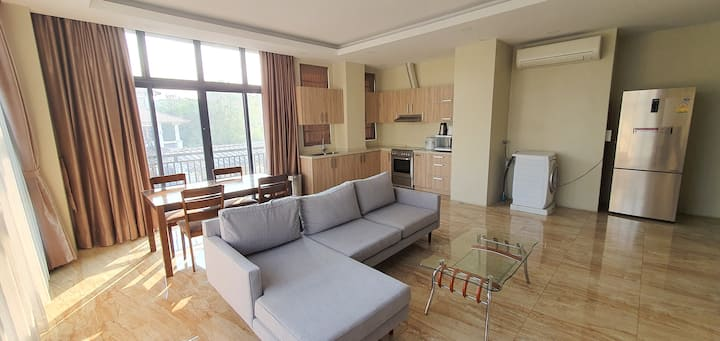 Residence G #201  Two Bedroom  Serviced Apartment