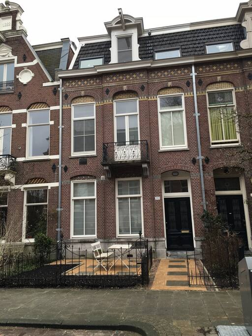 Large family home with garden in east of amsterdam case for Case affitto amsterdam economici