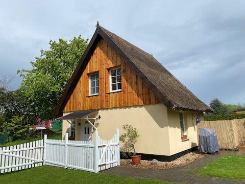 Gästehaus am Zuckerhut an der Ostsee.