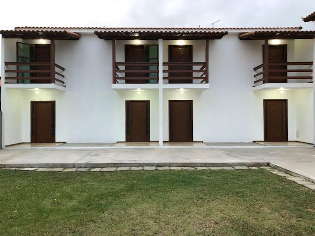 Apartamentos duplex à 200m da praia - APTO 1