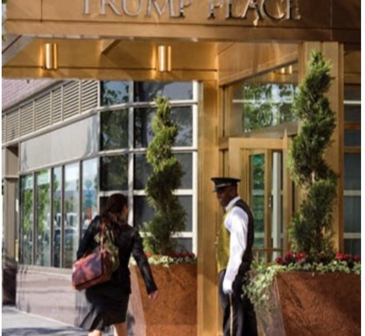 Daytime Doorman and 24hr Concierge- Luxury Building