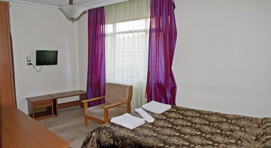 Double Room with breakfast and garden view
