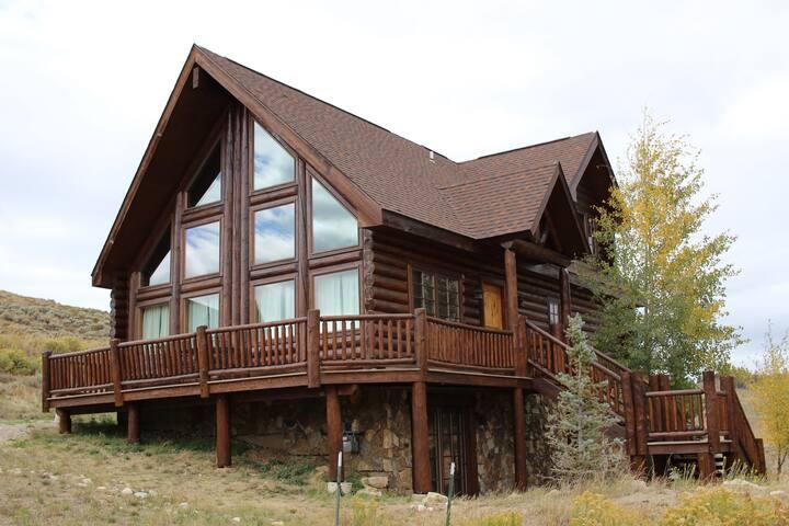 Rustic Log Cabin close to Granby Ranch - Granby - Haus
