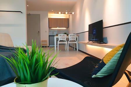 Cozy Style Studio Suite Near Batu Kawan IKEA