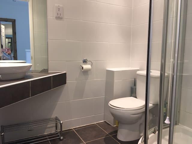 Shower room / Toliet