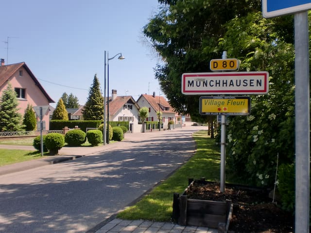 Au Petit Baron de Munchhausen