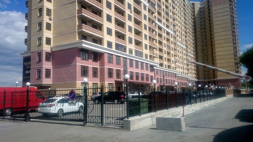 Апартаменты для семьи, пары или компании друзей. - Тюмень - Apartamento