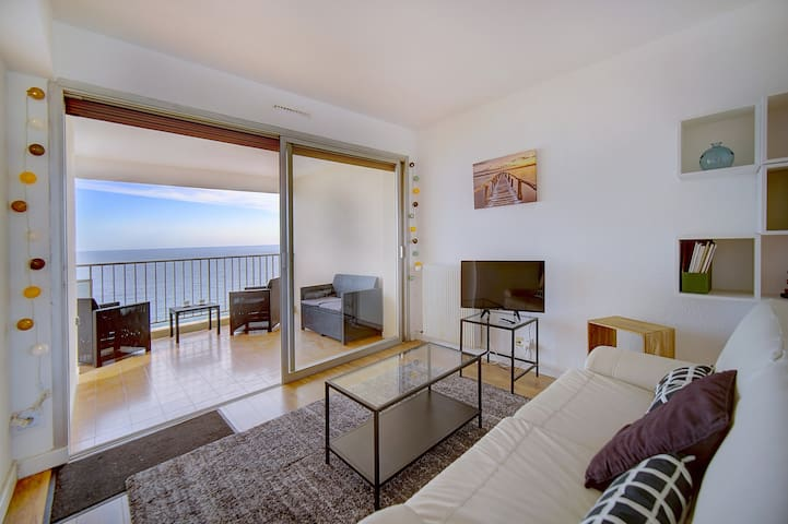 IMMOGROOM - Apartment by the sea - Terrace - Parking - CONGRESS /BEACHES