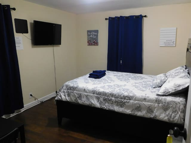 Cozy & Quiet 1 Bedroom in South Newark, NJ