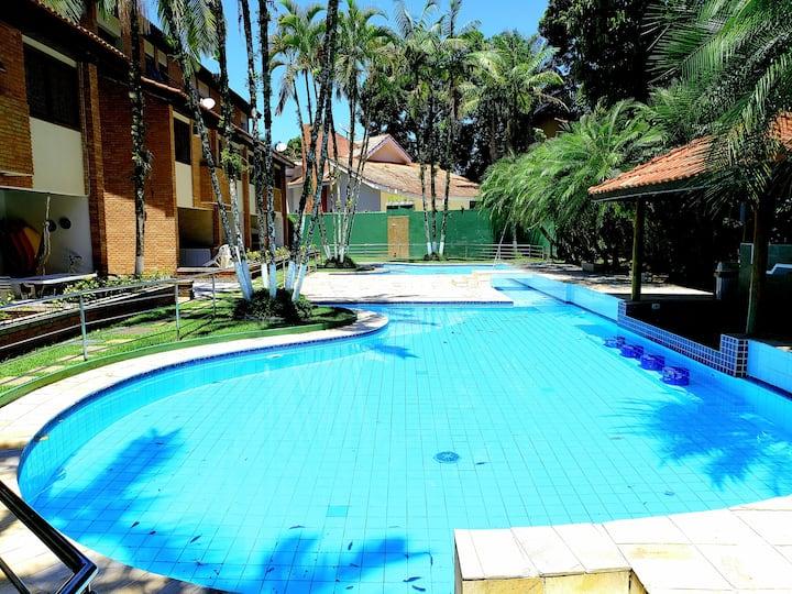 Riviera de São Lourenço casa moderna reformada .