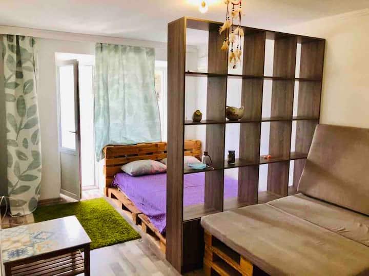 Derevianko apartment