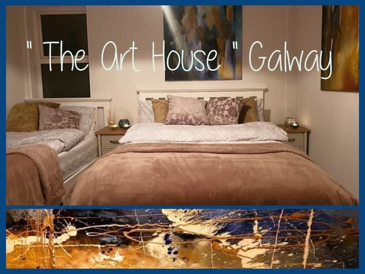 """The Art House 1"" Galway, Woodquay"